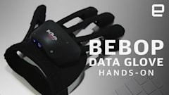 Bebop's VR gloves are ready to enter the virtual world