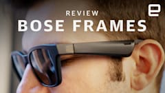 Bose Frames review: These might be smart sunglasses, one day
