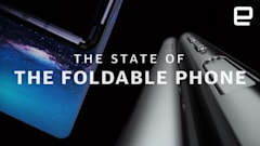 I have an opinion on folding phones
