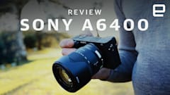 Sony A6400 camera review: Definitely not a vlogger's dream camera