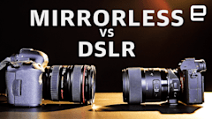 What makes mirrorless cameras unique?