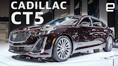 Cadillac puts its hands-off driver assistant in the new CT5