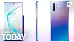 Galaxy Note 10 image leaks spoil Samsung's party