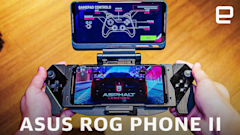 ASUS ROG Phone II doubles as a 120Hz dual-screen gaming beast