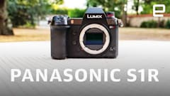 Panasonic S1R review: Big, powerful and too expensive