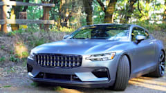 The Polestar 1 is a beautiful ode to driving