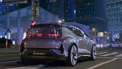 Audi's 'empathetic' AI:Me is about relaxing while commuting