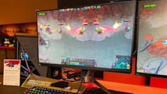 Hands-on with NVIDIA's first 360Hz esports display