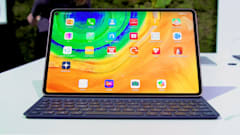 Huawei's 10.8-inch iPad Pro rival can wirelessly charge your phone