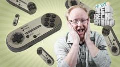 Ben Heck's multi-system retro controller