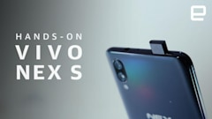 Vivo's all-screen NEX S is a frustrating glimpse of the future