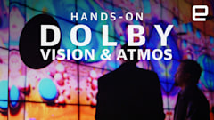 A look inside Dolby Vision and Atmos at CES