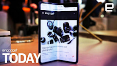 Samsung speaks up about broken Galaxy Fold review units