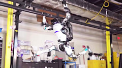Boston Dynamics' Atlas robot is now a gymnast