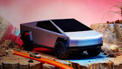 The Hot Wheels RC Cybertruck is a mini Tesla for $400