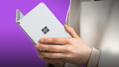 You can pre-order Microsoft's Surface Duo foldable phone today