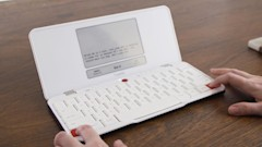 The Freewrite Traveler is a lovely (and flawed) e-ink typewriter