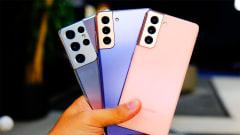 Samsung Galaxy S21 series first look
