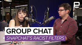 Snapchat's repeatedly racist filters
