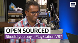 Reviewing the PlayStation VR