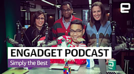 The Engadget Podcast Ep.19: Simply the Best