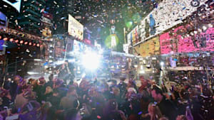 History of NYC's New Year's Eve Ball Drop