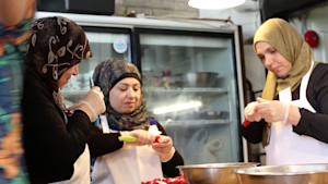 Newcomer Kitchen Brings Cultures Together