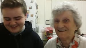 Grandma and her transgender grandson have most adorable conversation about his transition
