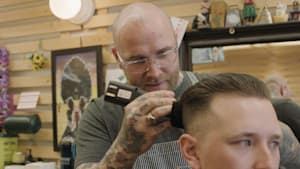 Ep 4: How Necessity And Desperation Birthed This Badass Barber Shop