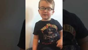 4 Year Old Talks Troubles At Nursery