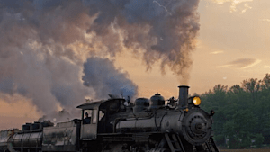 Haunted Train Ride Is the Best Way to Celebrate Halloween