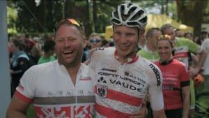 Geismayr wins Rocky Mountain bike marathon