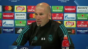 Real Madrid will not hold back against Bayern, says Real's Zidane