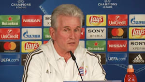 Bayern's Heynckes calls on referee to be strong versus Real