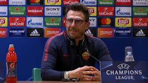 'You must expect a fighting team', AS Roma coach Di Francesco says