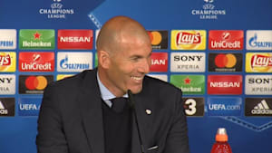 Zidane relieved Real reach another Champions League final