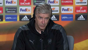 Arsenal will press Atletico high to stop Costa - Wenger
