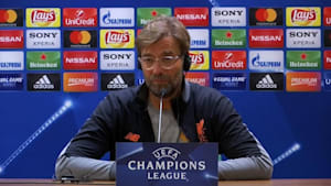 Klopp admits Liverpool needed luck to overcome Roma