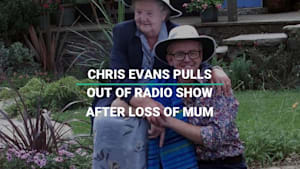 Chris Evans Pulls Out Of Radio Show After Loss Of Mum