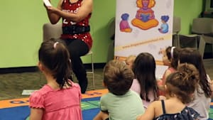 Drag Queen Story Hour teaches children about gender fluidity