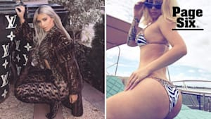 Celebrities love to 'hot squat' in photos