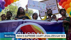 India's Top Court Legalizes Gay Sex