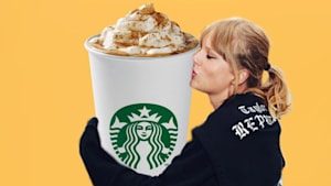 Celebs Who Go Wild for Pumpkin Spice Latte