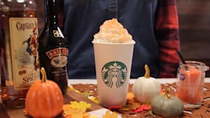 The Best Booze for Spiking a Pumpkin Spice Latte