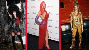Heidi Klum's Most Epic Halloween Costumes