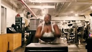 Plus Size Personal Trainer on Being In Shape