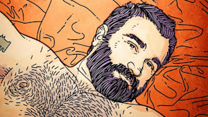 Gay bears bare all in body positive art show