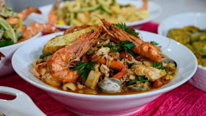 Celebrate Feast of the 7 Fishes recipes