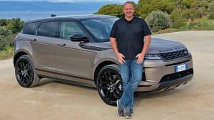 Range Rover Evoque - Test des neuen Land Rover Kompakt SUV