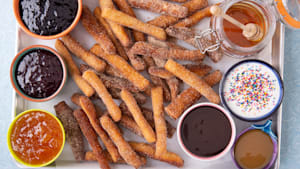 DIY donut fries recipe